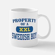 property of a swedish boy Mug