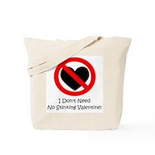 Stinking Valentine Tote Bag