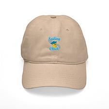 Sailing Chick #3 Baseball Cap