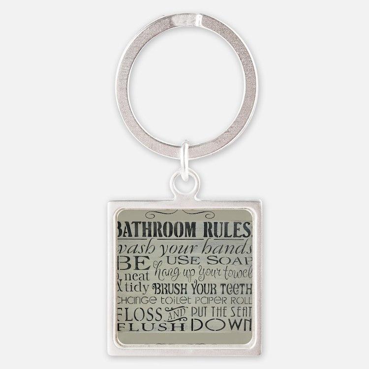 Bathroom Keychain bathroom keychains | bathroom key chains | custom keychains