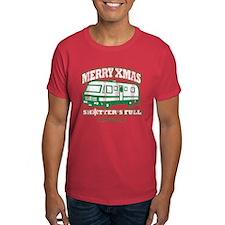 Merry Xmas Shitters Full T-Shirt