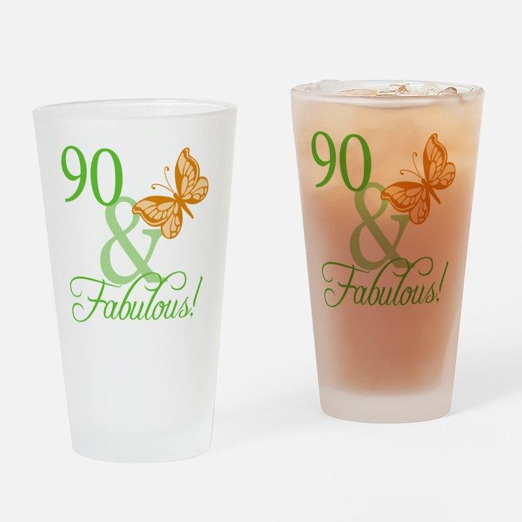 fabulousII_90 Drinking Glass