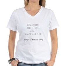 Beautiful old dogs T-Shirt