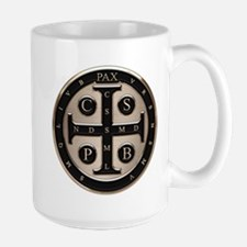 St. Benedict Medal Mugs