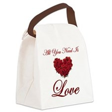 t-allyouneedis_love_red_rose-7 Canvas Lunch Bag