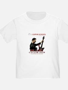 Paul Gilbert is my guitar teacher T-Shirt
