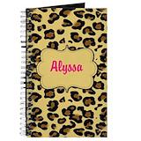 Cheetah Journals & Spiral Notebooks