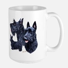 Scottish Terrier Large Mug