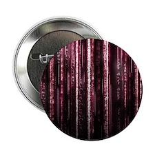 """Digital Rain - Red 2.25"""" Button"""