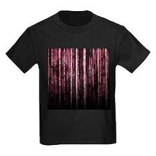 Digital Rain - Red T