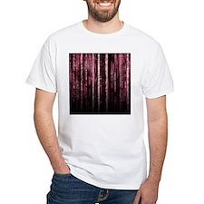 Digital Rain - Red Shirt