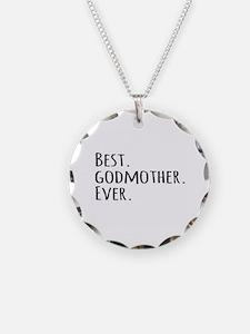 Best Godmother Ever Necklace