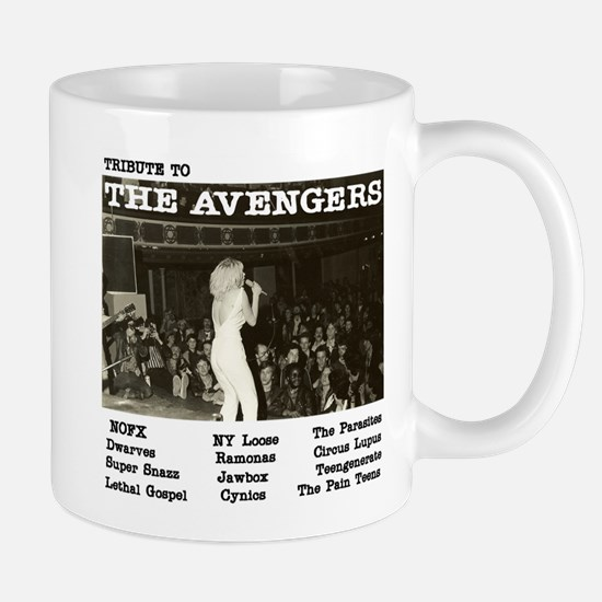 Tribute to The Avengers Mugs