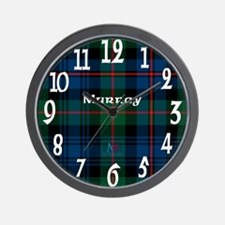 Murray Clan Wall Clock