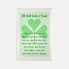 Irish Curse or Toast Rectangle Magnet