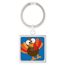 Thanksgiving Turkey Keychains