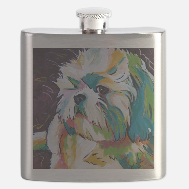Shih Tzu - Grady Flask
