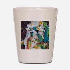 Shih Tzu - Grady Shot Glass