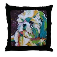 Shih Tzu - Grady Throw Pillow