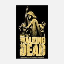 Zombie Killer Michonne Decal