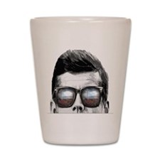 Remember... JFK Shot Glass
