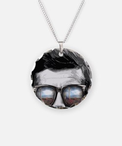 Remember... JFK Necklace