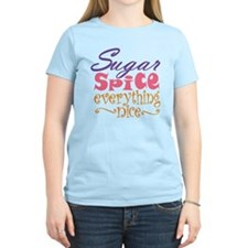 Sugar Spice Everything Nice T-Shirt