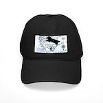 Newfoundland dog Map Baseball Hat