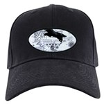 Newfoundland dog Map Baseball Hat