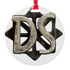 ds seal button Ornament