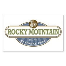 Rocky Mountain National Park Decal