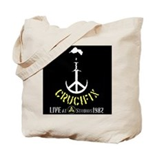 Crucifix Live at CD Studios Tote Bag