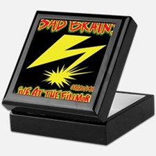 Bad Brains Live at the Fillmore 1982 Keepsake Box