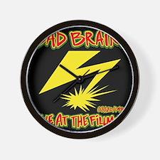Bad Brains Live at the Fillmore 1982 Wall Clock