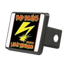 Bad Brains Live at the Fillmore 1982 Hitch Cover