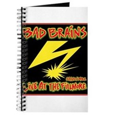 Bad Brains Live at the Fillmore 1982 Journal