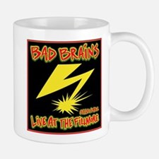 Bad Brains Live at the Fillmore 1982 Mugs