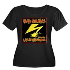 Bad Brains Live at the Fillmore 1982 Plus Size T-S