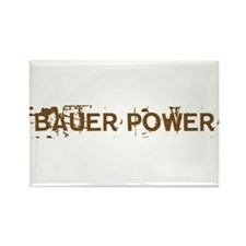 Bauer Power Rectangle Magnet