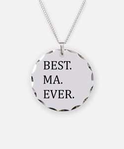 Best Ma Ever Necklace
