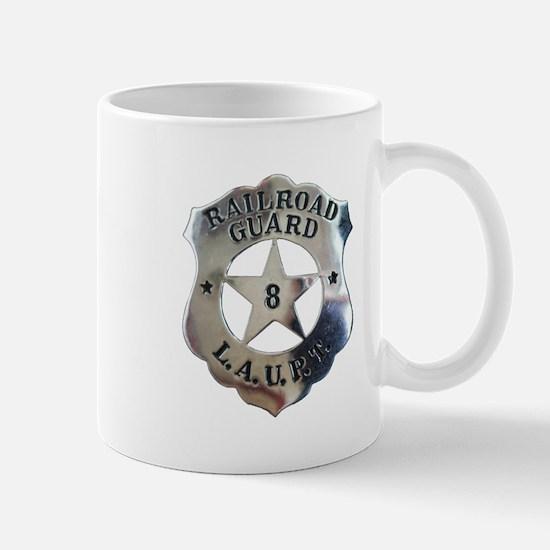 Los Angeles Union Station Guard Mugs