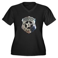 Los Angeles Union Station Guard Plus Size T-Shirt