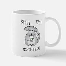 Im Nocturnal Mugs