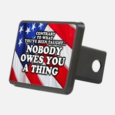 Nobody Owes You A Thing W/ Hitch Cover