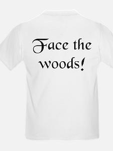 Ivan vs Witch Kids T-Shirt