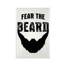 Fear the Beard Magnets