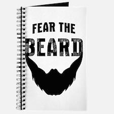 Fear the Beard Journal