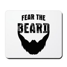 Fear the Beard Mousepad