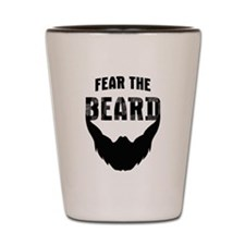 Fear the Beard Shot Glass