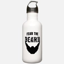 Fear the Beard Water Bottle